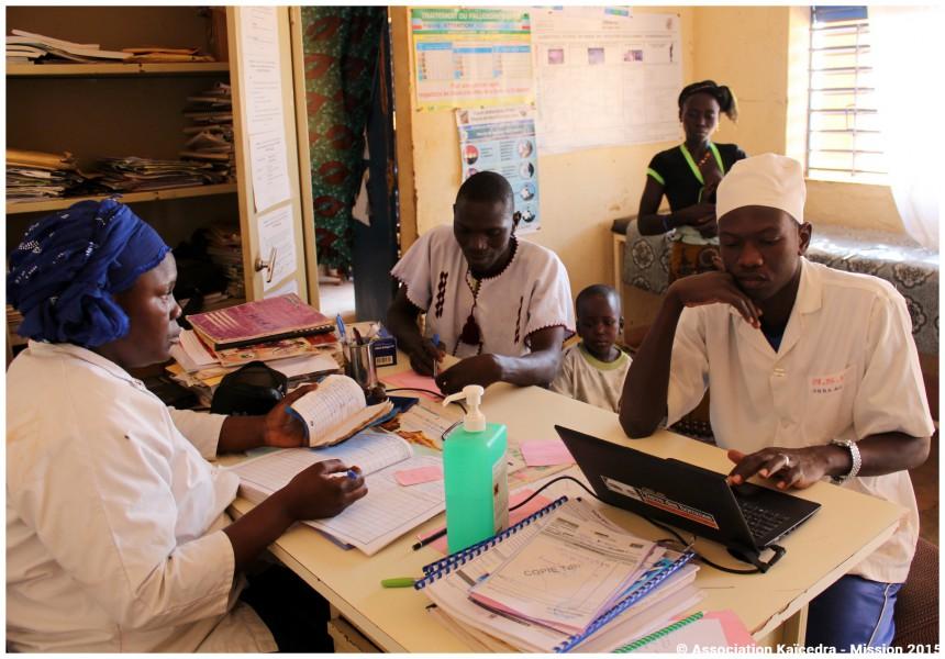 Planning familial, prévention HIV et MST, prévention et soins des abcès mammaires et de la teigne