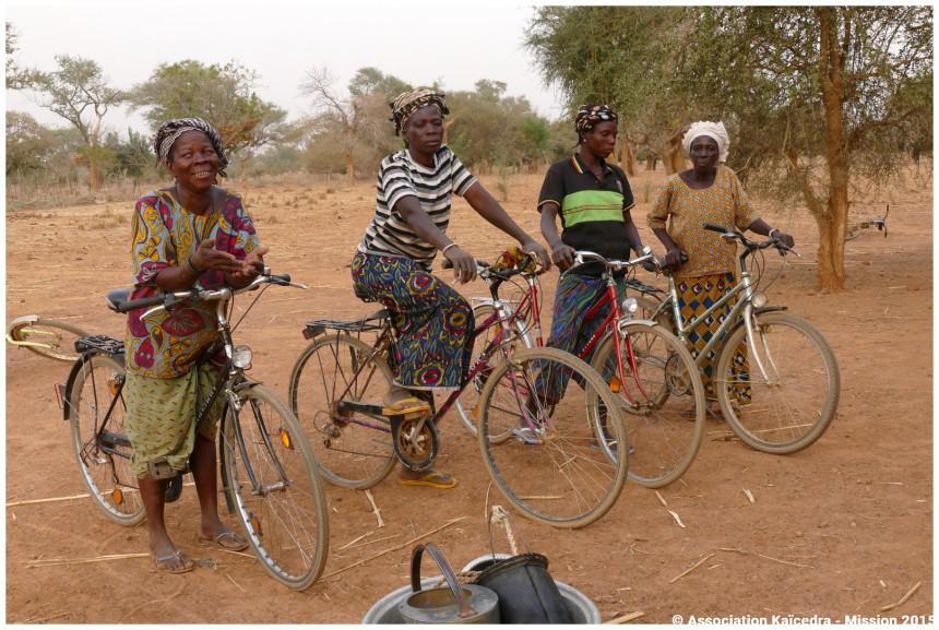 Vélos à prix social pour les femmes